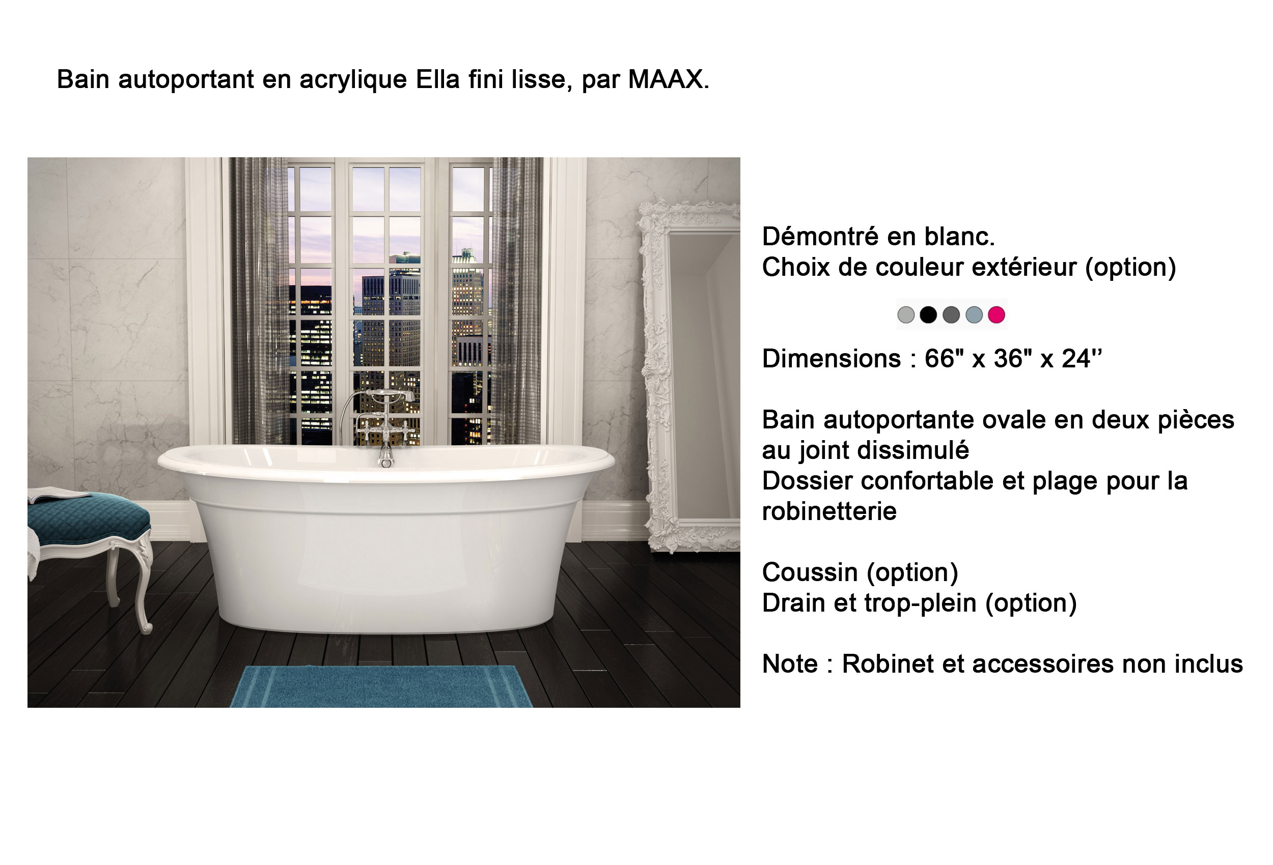 Accessoire Salle De Bain Sherbrooke ~ salle de bain douche bain et robinetterie r novation et
